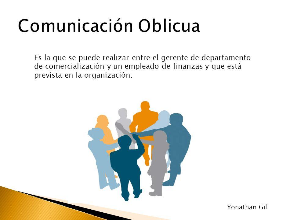 Comunicación Oblicua