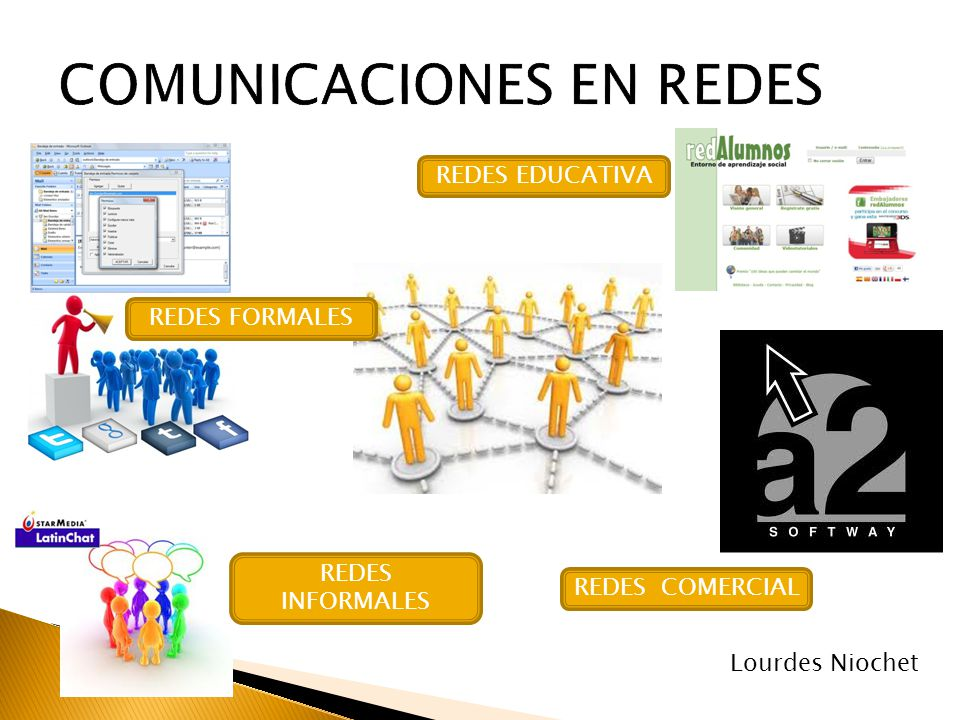 COMUNICACIONES EN REDES
