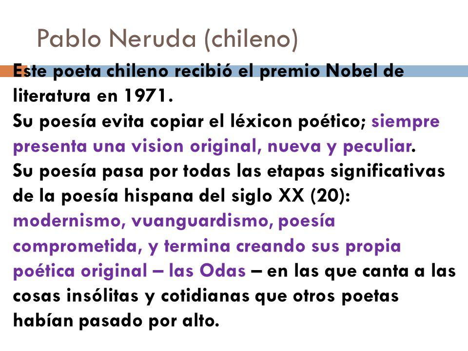 Pablo Neruda (chileno)