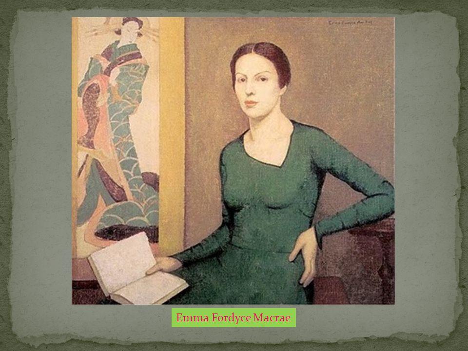 Emma Fordyce Macrae