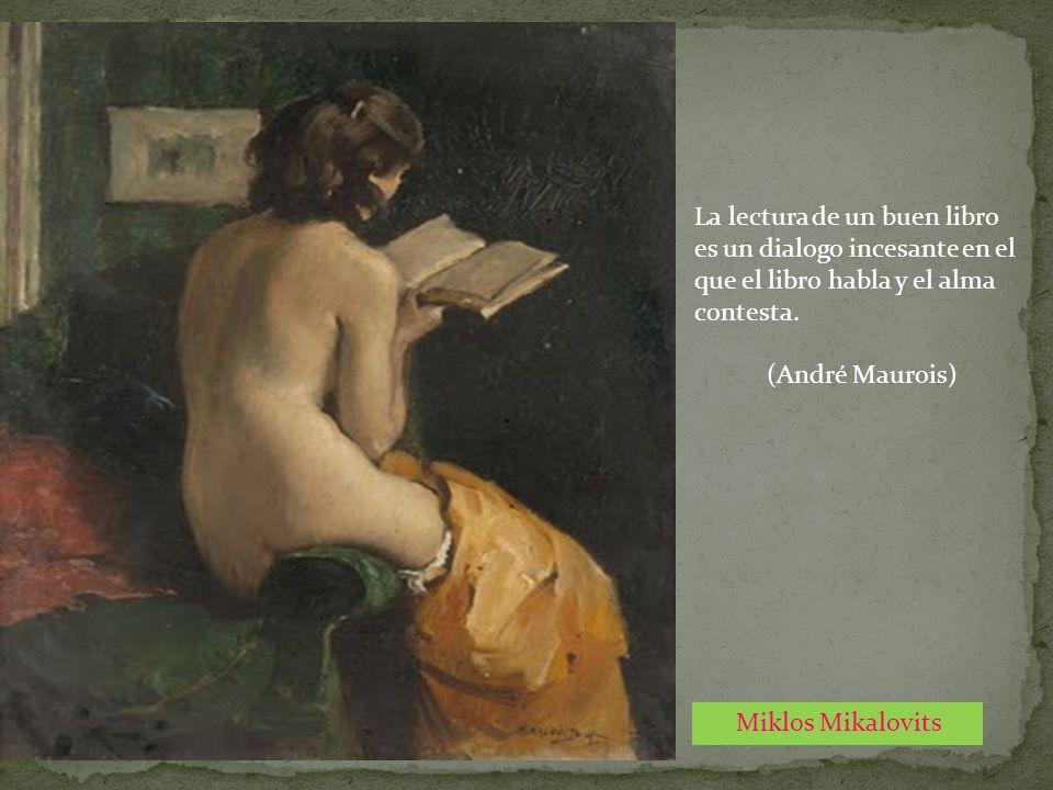 La lectura de un buen libro