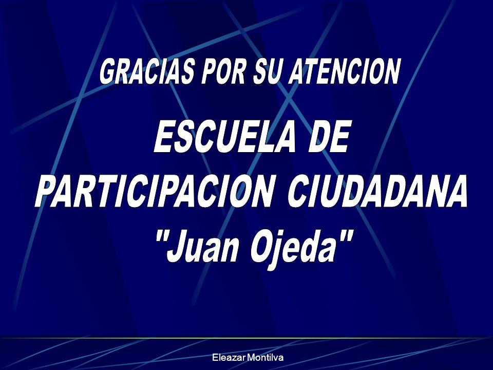 PARTICIPACION CIUDADANA Juan Ojeda