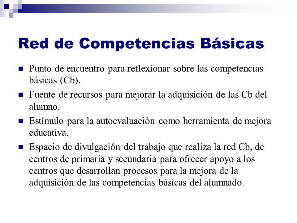 Red de Competencias Básicas