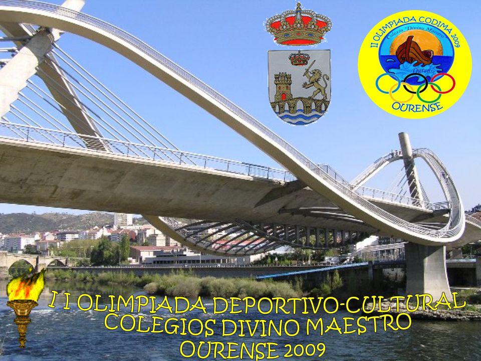 I I OLIMPIADA DEPORTIVO-CULTURAL COLEGIOS DIVINO MAESTRO