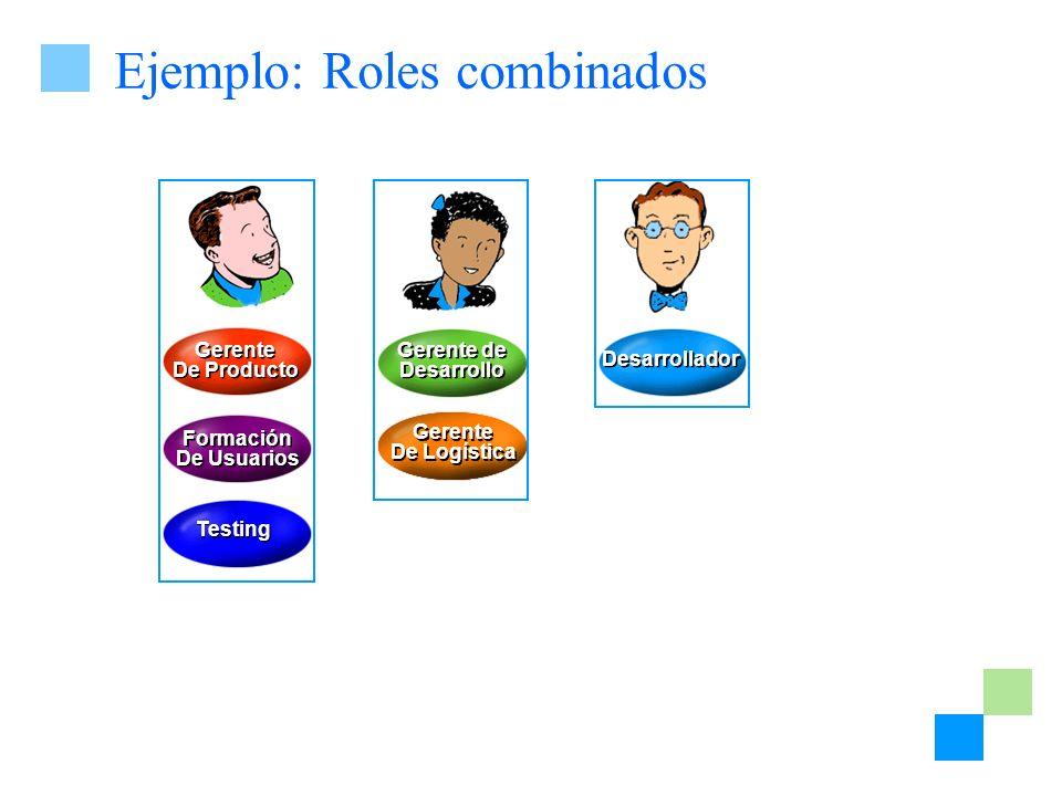 Ejemplo: Roles combinados