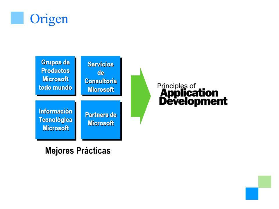 Servicios de ConsultoríaMicrosoft Información Tecnológica