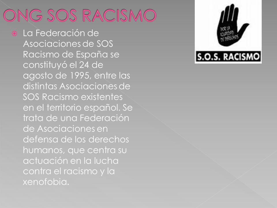 ONG SOS RACISMO
