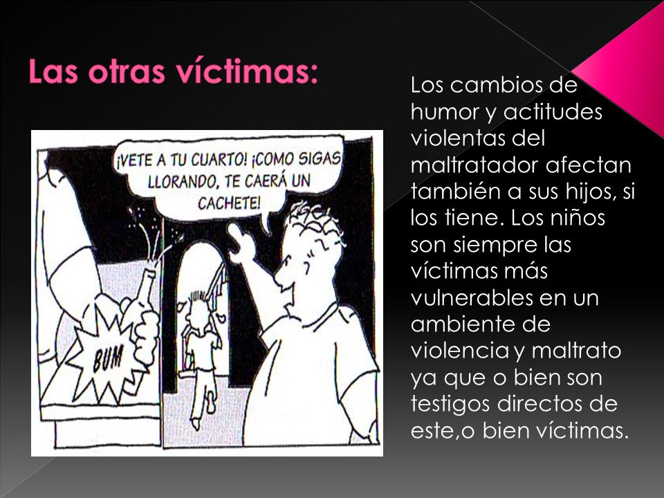 Las otras víctimas: