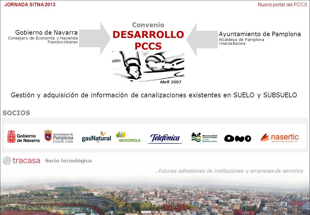 Convenio DESARROLLO PCCS