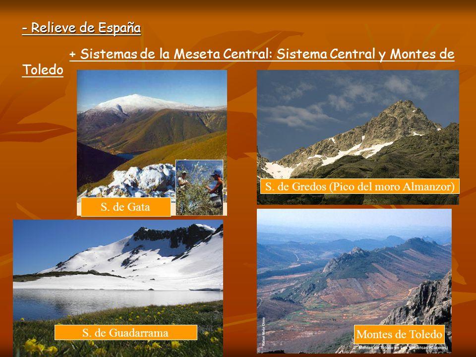 S. de Gredos (Pico del moro Almanzor)