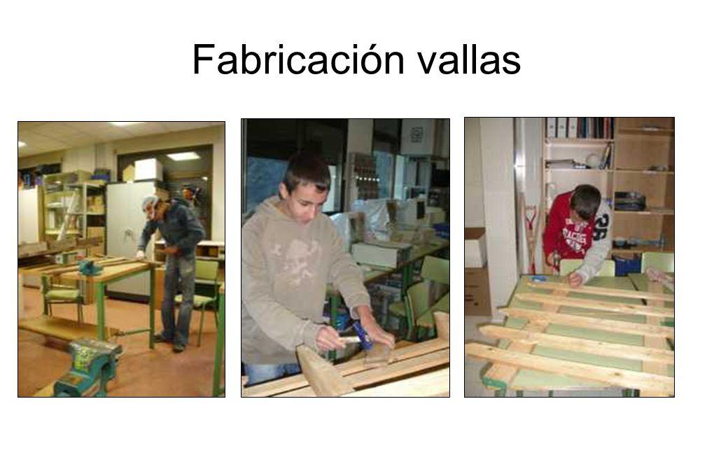Fabricación vallas 13