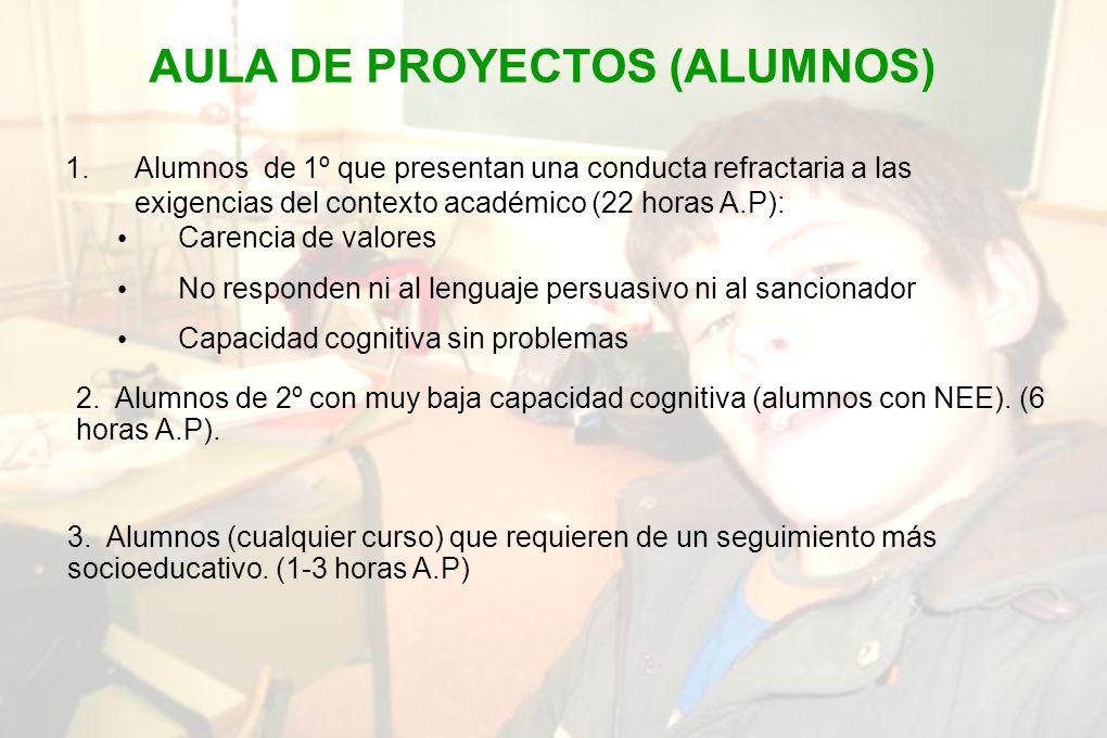 AULA DE PROYECTOS (ALUMNOS)