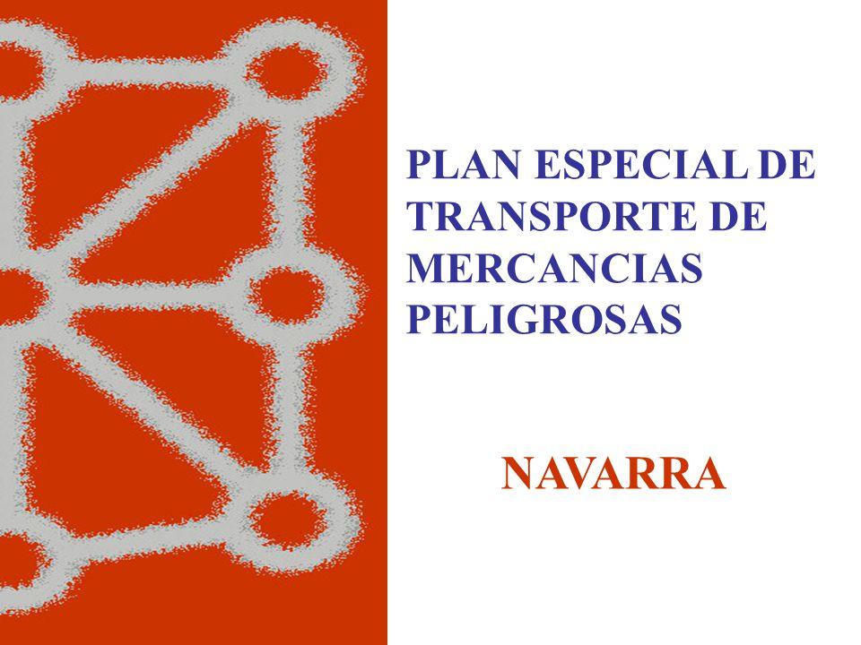 PLAN ESPECIAL DE TRANSPORTE DE MERCANCIAS PELIGROSAS