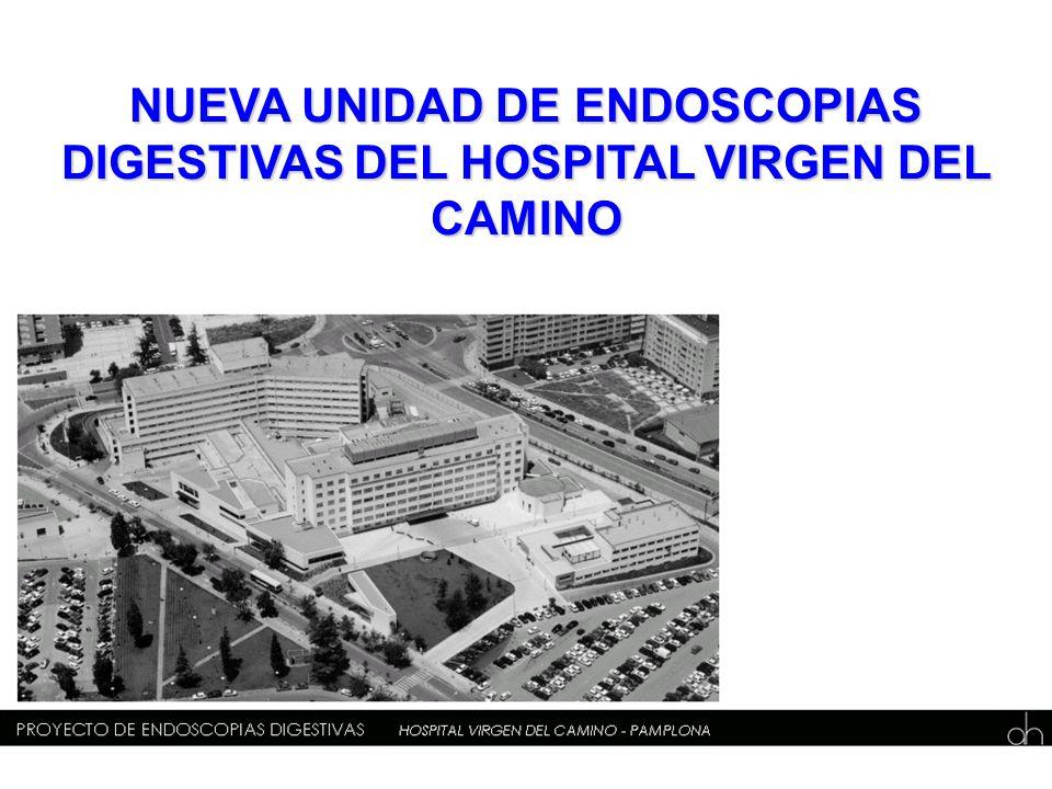 NUEVA UNIDAD DE ENDOSCOPIAS DIGESTIVAS DEL HOSPITAL VIRGEN DEL CAMINO