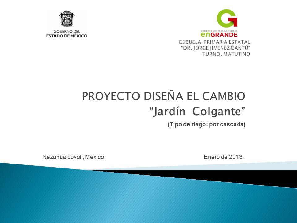 ESCUELA PRIMARIA ESTATAL DR. JORGE JIMENEZ CANTÚ TURNO. MATUTINO