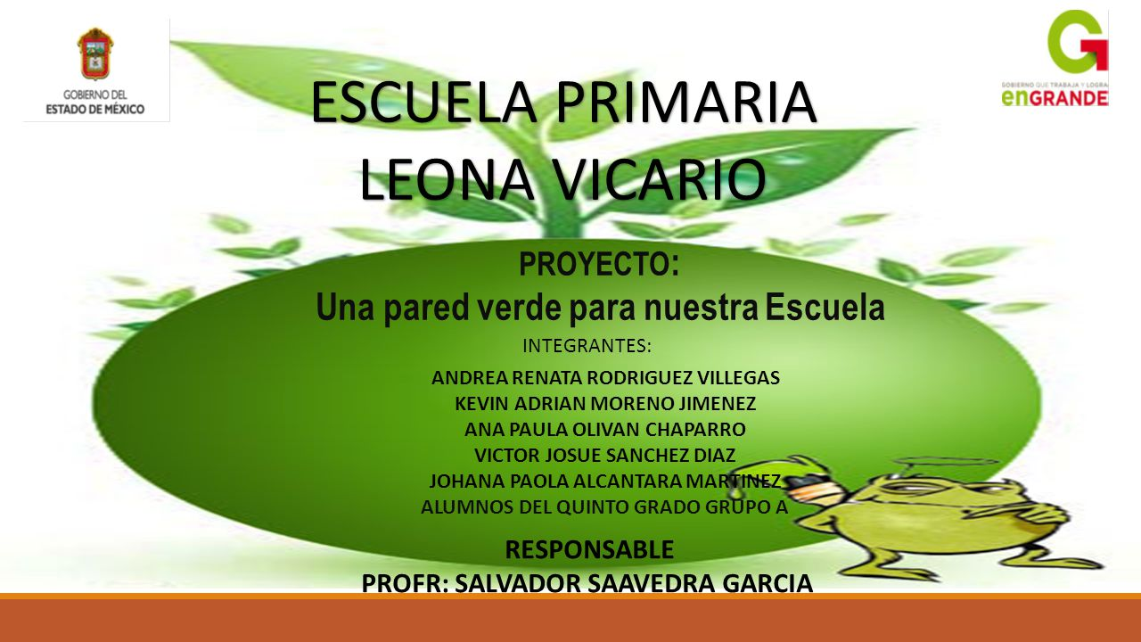 ESCUELA PRIMARIA LEONA VICARIO