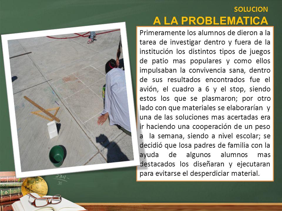 SOLUCION A LA PROBLEMATICA