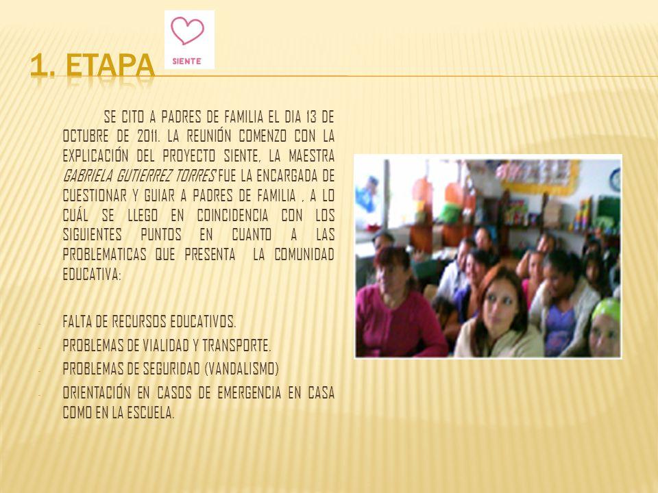 1. ETAPA