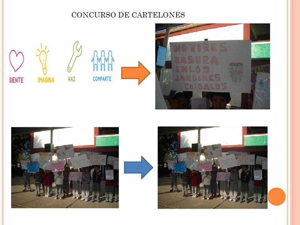 CONCURSO DE CARTELONES