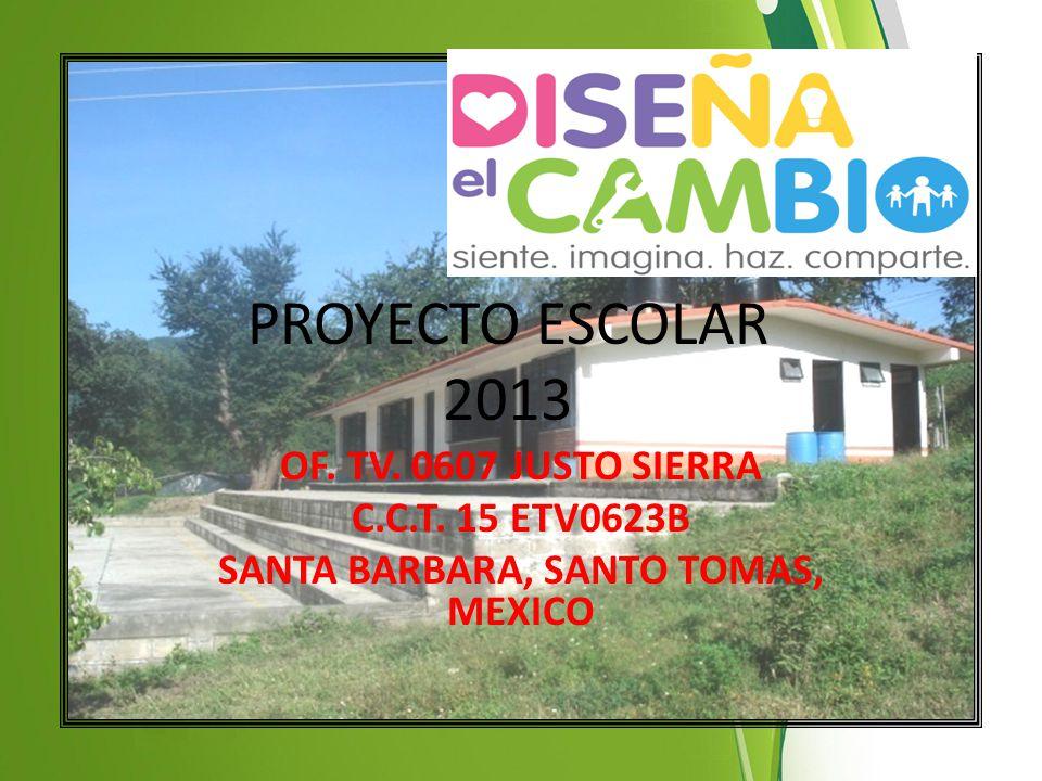 SANTA BARBARA, SANTO TOMAS, MEXICO