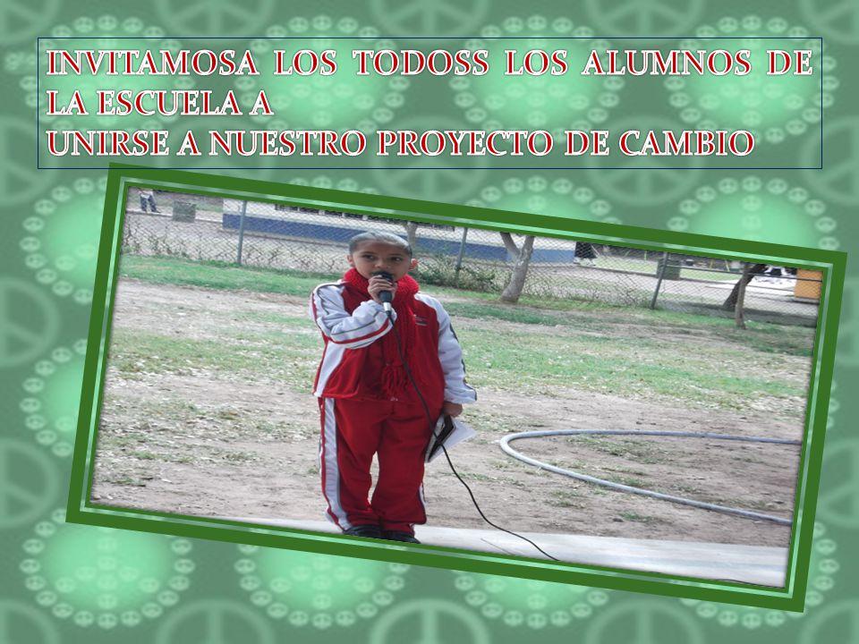 INVITAMOSA LOS TODOSS LOS ALUMNOS DE LA ESCUELA A