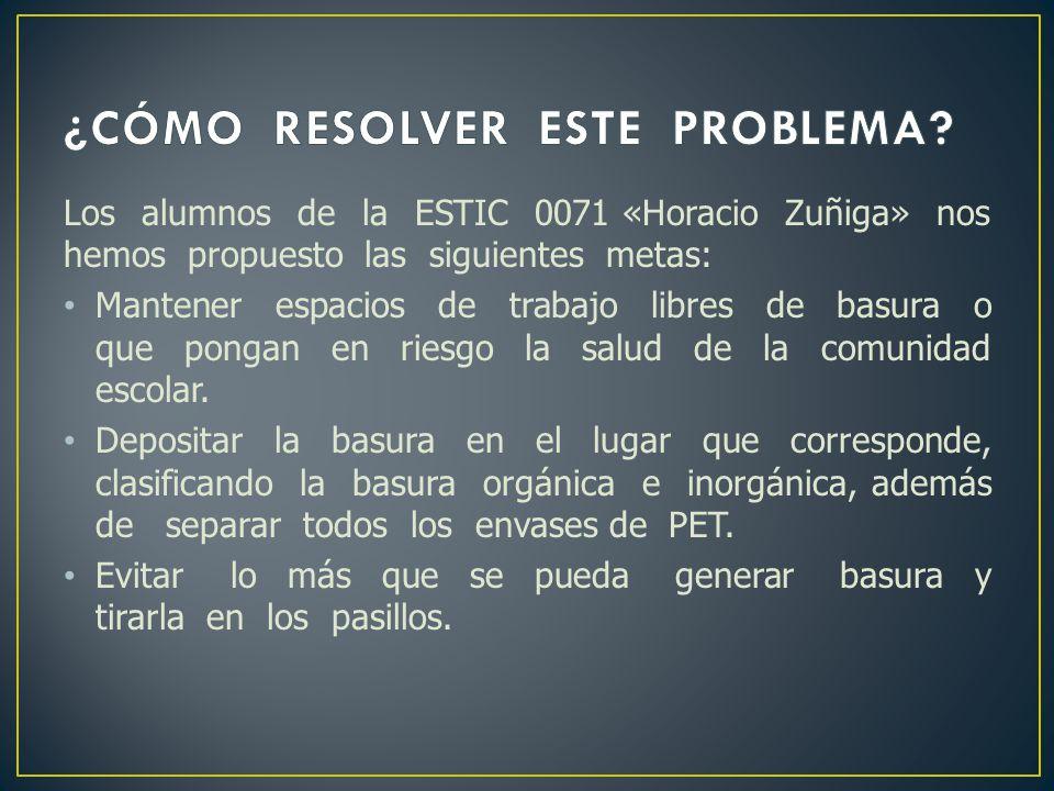 ¿CÓMO RESOLVER ESTE PROBLEMA