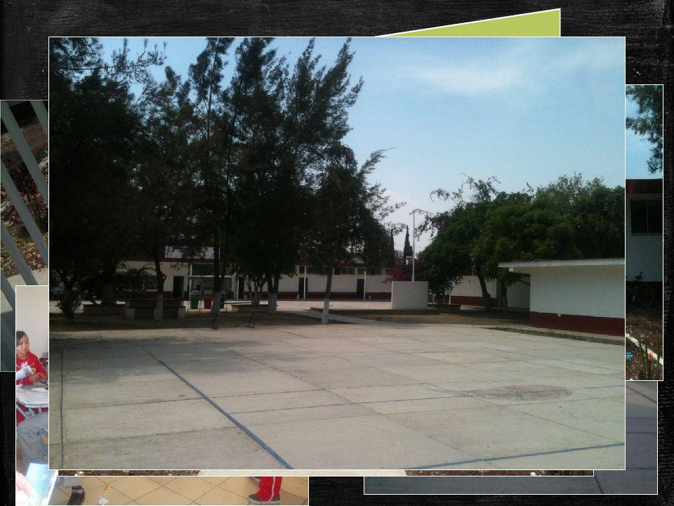 Esta es nuestra escuela ahora