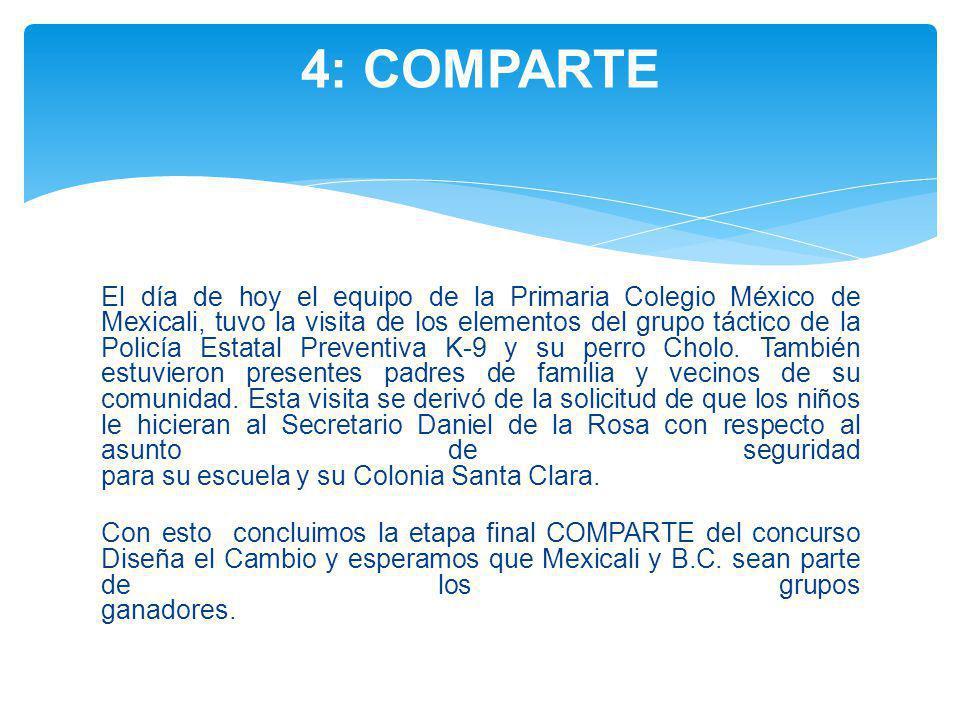 4: COMPARTE