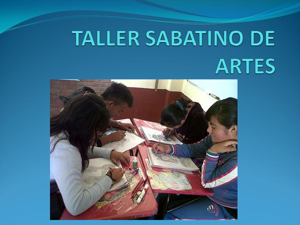 TALLER SABATINO DE ARTES