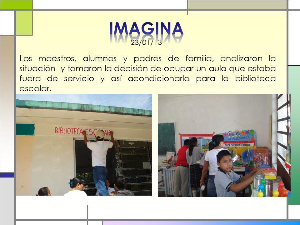 IMAGINA 23/01/13.