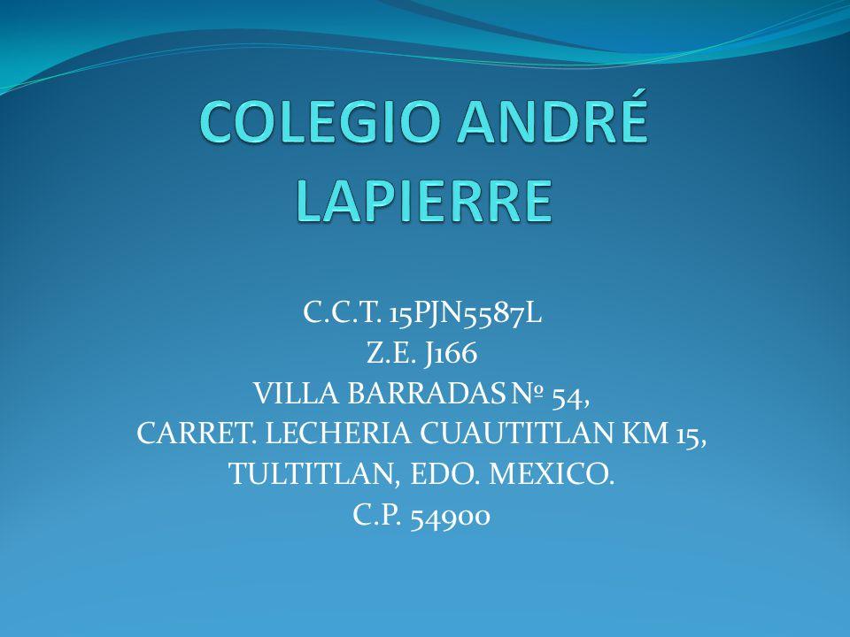 COLEGIO ANDRÉ LAPIERRE