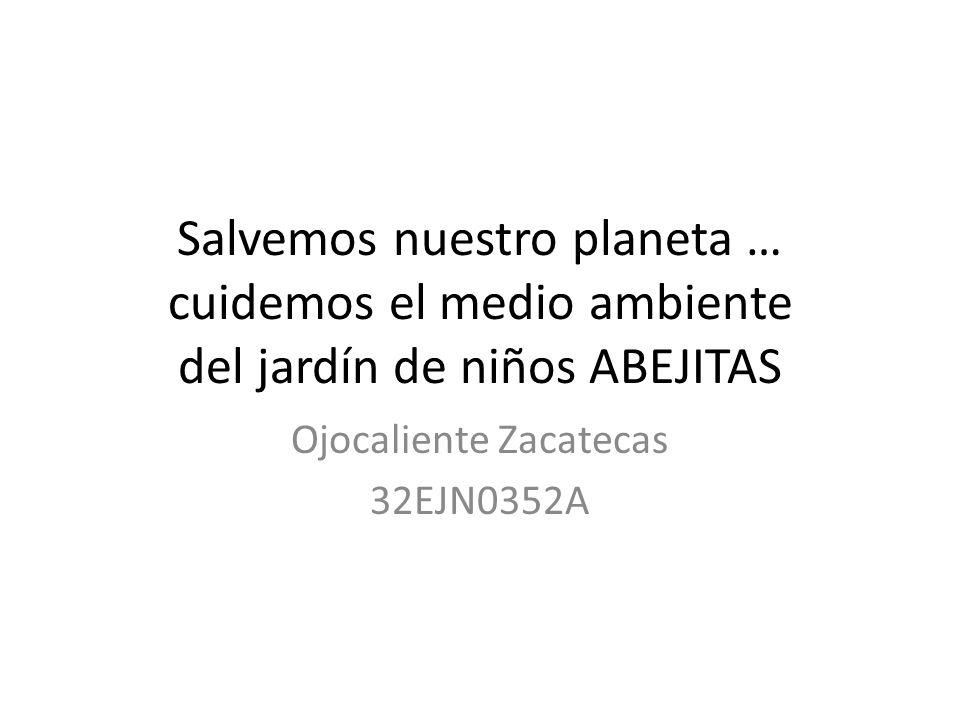 Ojocaliente Zacatecas 32EJN0352A