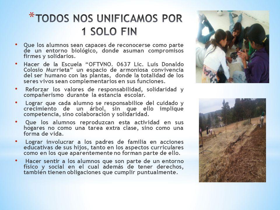TODOS NOS UNIFICAMOS POR 1 SOLO FIN