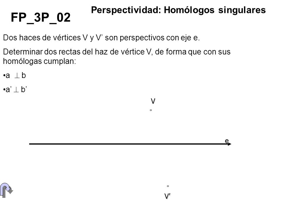 FP_3P_02 Perspectividad: Homólogos singulares