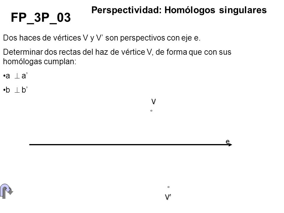 FP_3P_03 Perspectividad: Homólogos singulares