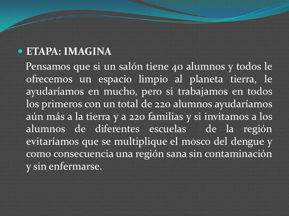 ETAPA: IMAGINA