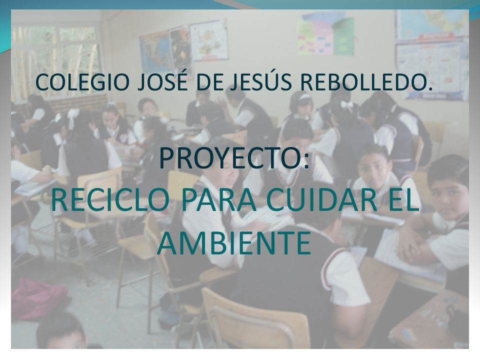 COLEGIO JOSÉ DE JESÚS REBOLLEDO