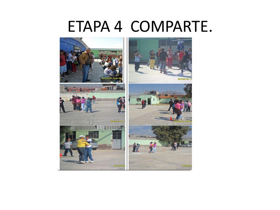 ETAPA 4 COMPARTE.