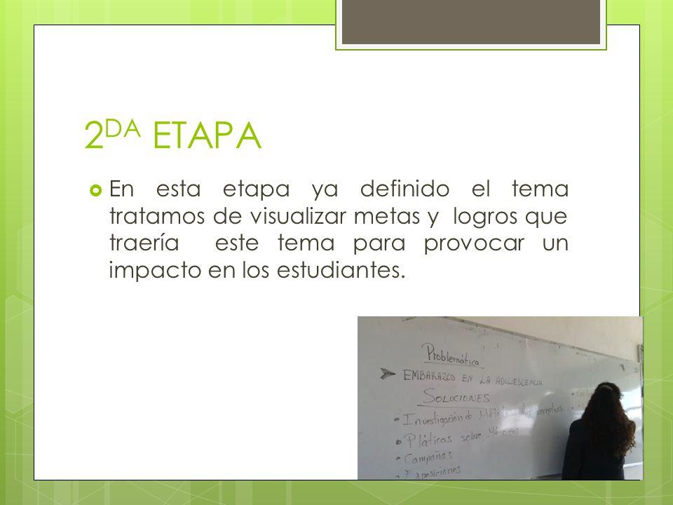 2DA ETAPA