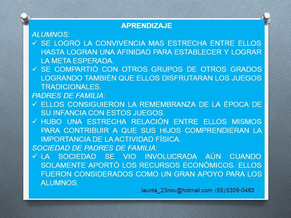 SOCIEDAD DE PADRES DE FAMILIA: