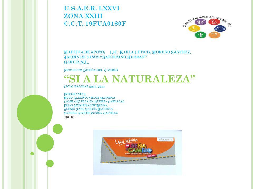 U. S. A. E. R. LXXVI ZONA XXIII C. C. T