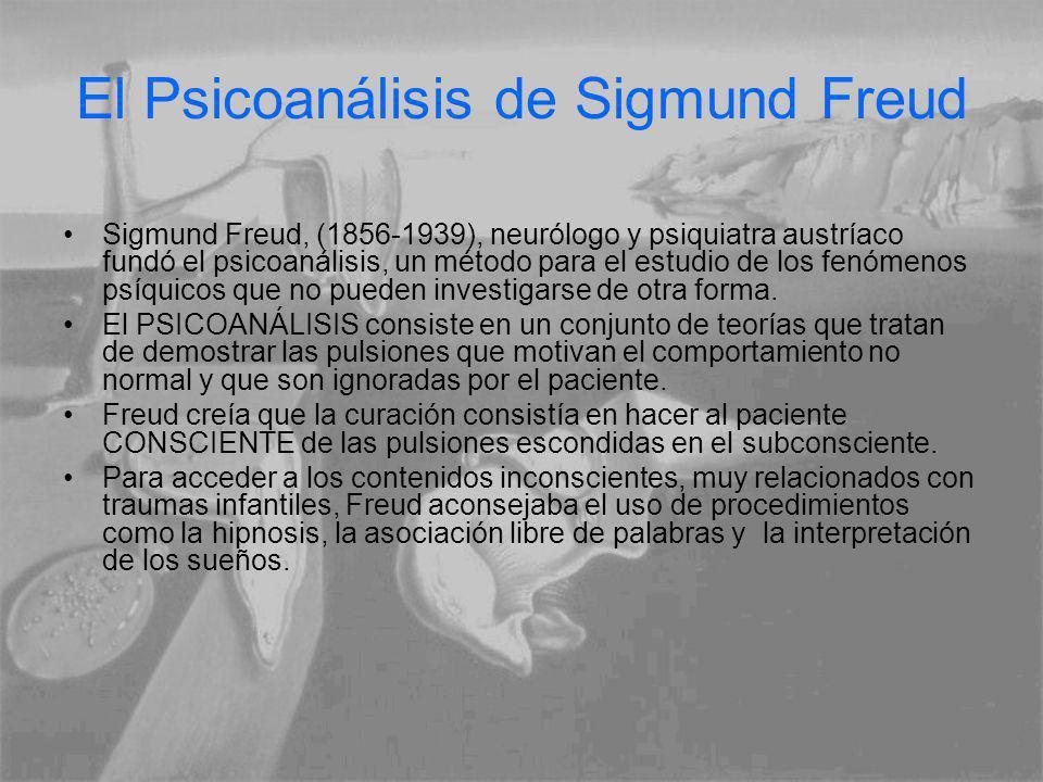 El Psicoanálisis de Sigmund Freud