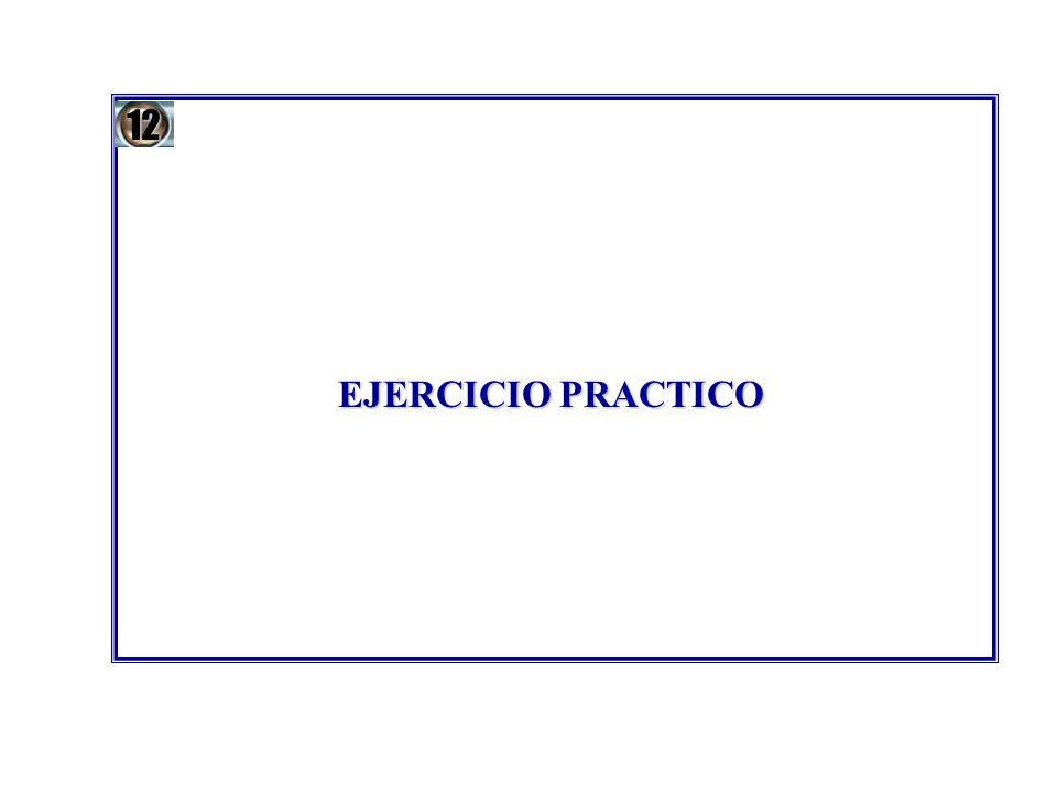 12 EJERCICIO PRACTICO