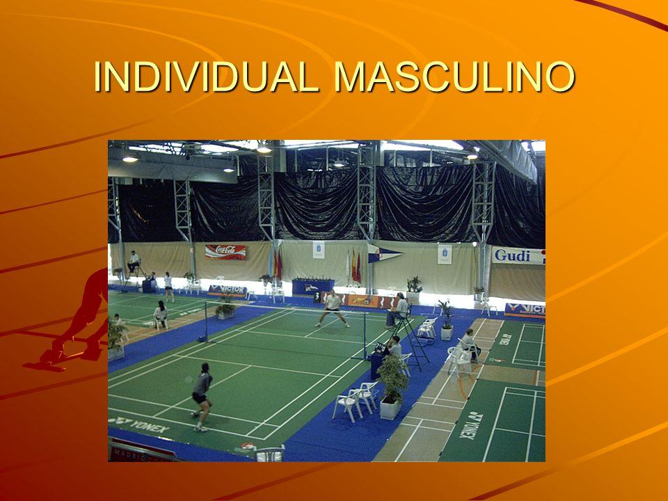 INDIVIDUAL MASCULINO