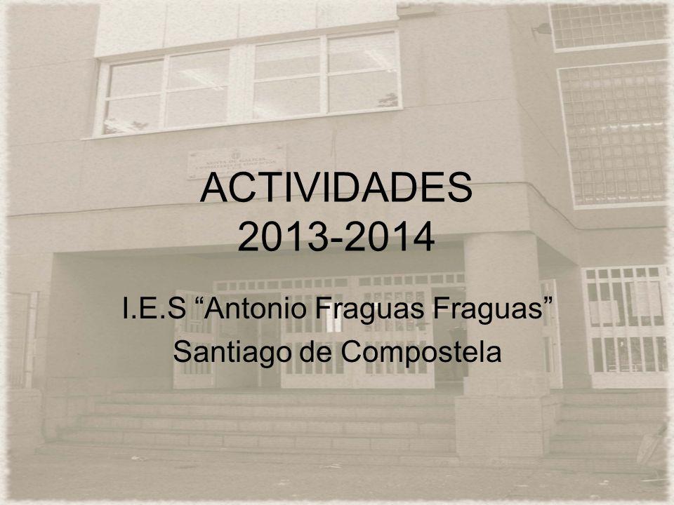 I.E.S Antonio Fraguas Fraguas Santiago de Compostela