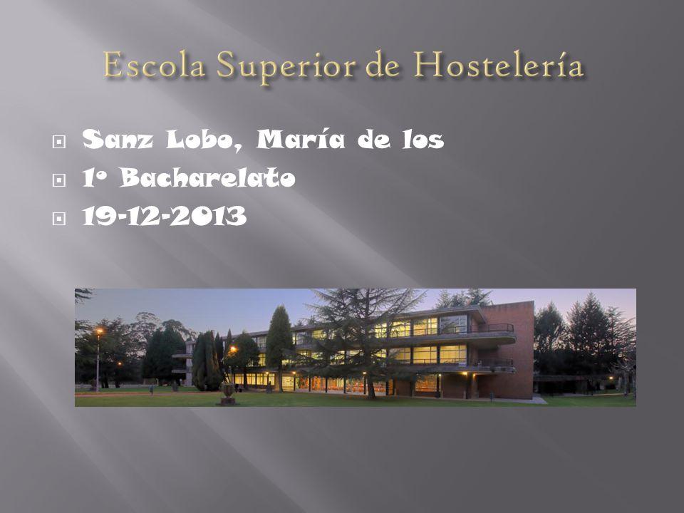 Escola Superior de Hostelería