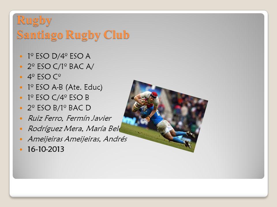 Rugby Santiago Rugby Club