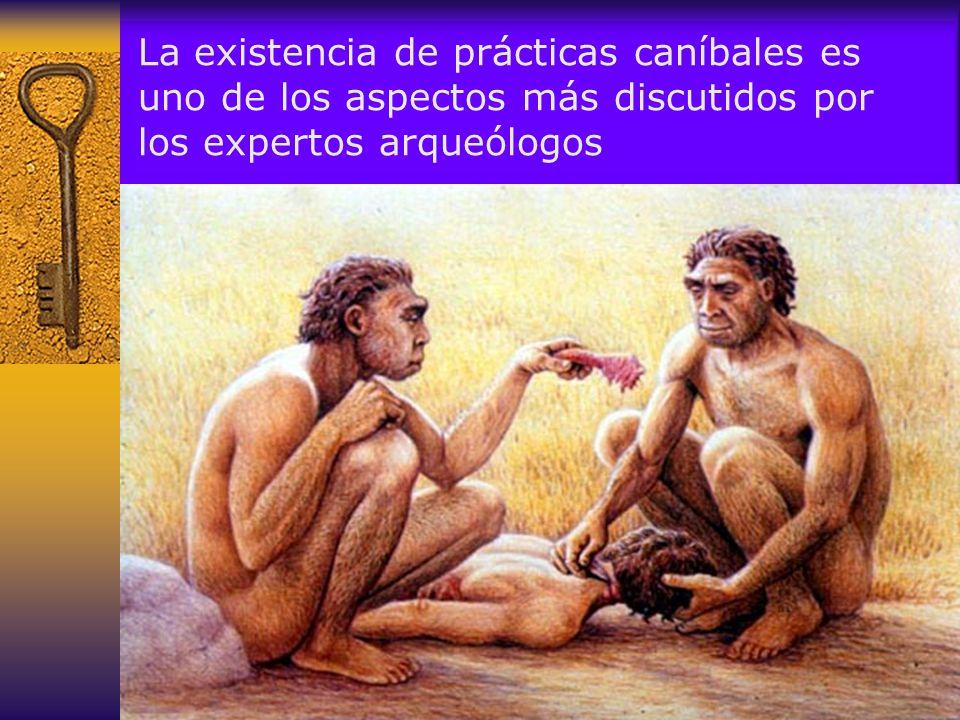 La existencia de prácticas caníbales es uno de los aspectos más discutidos por los expertos arqueólogos
