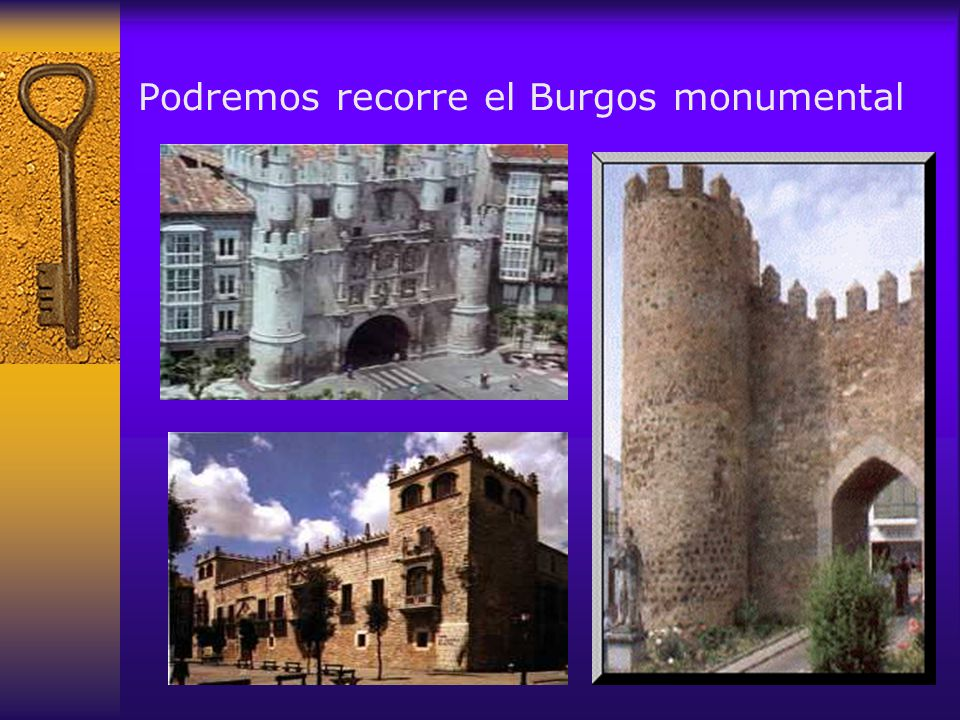 Podremos recorre el Burgos monumental
