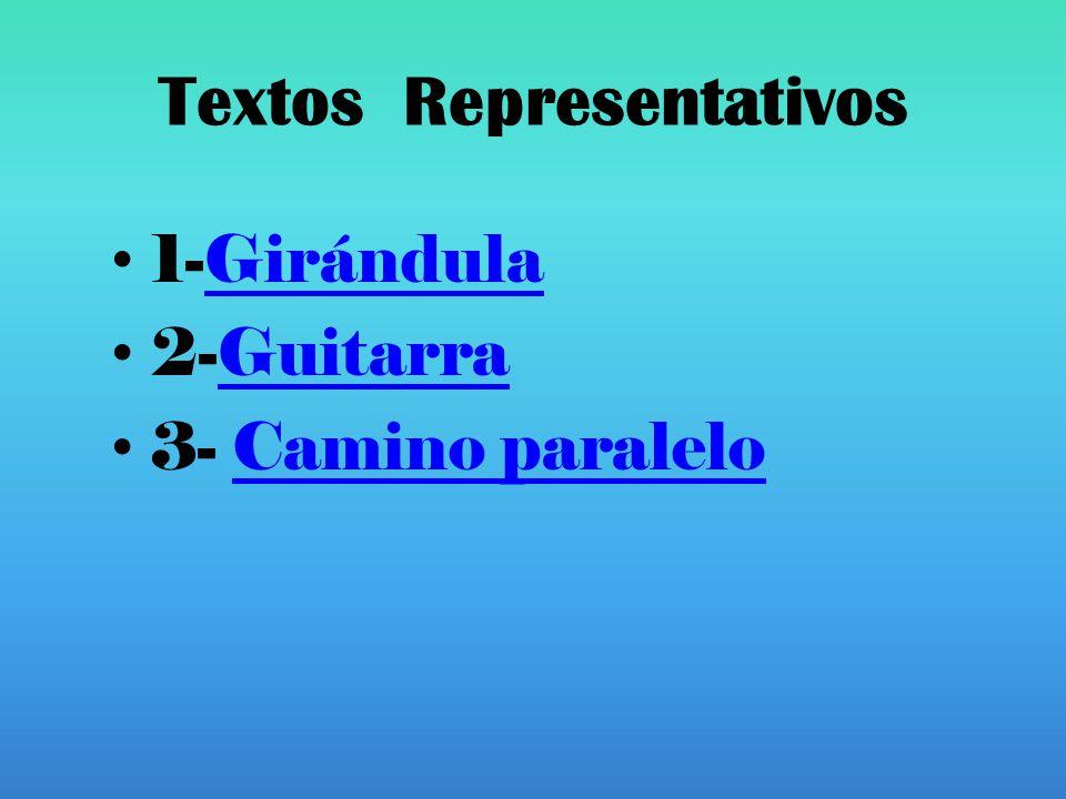 Textos Representativos